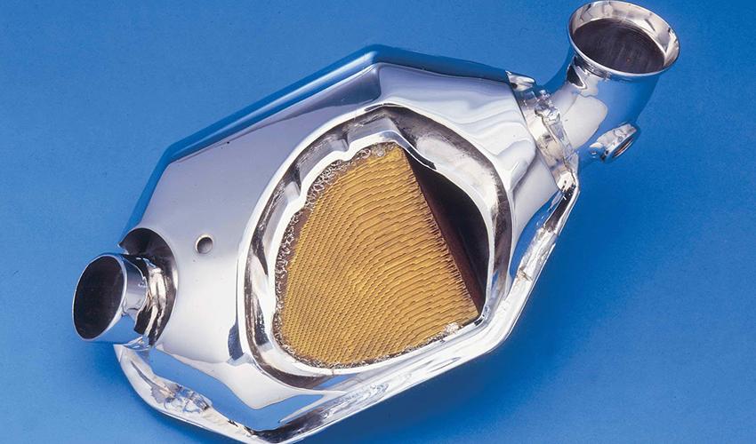 Переработка автомобильных катализаторов