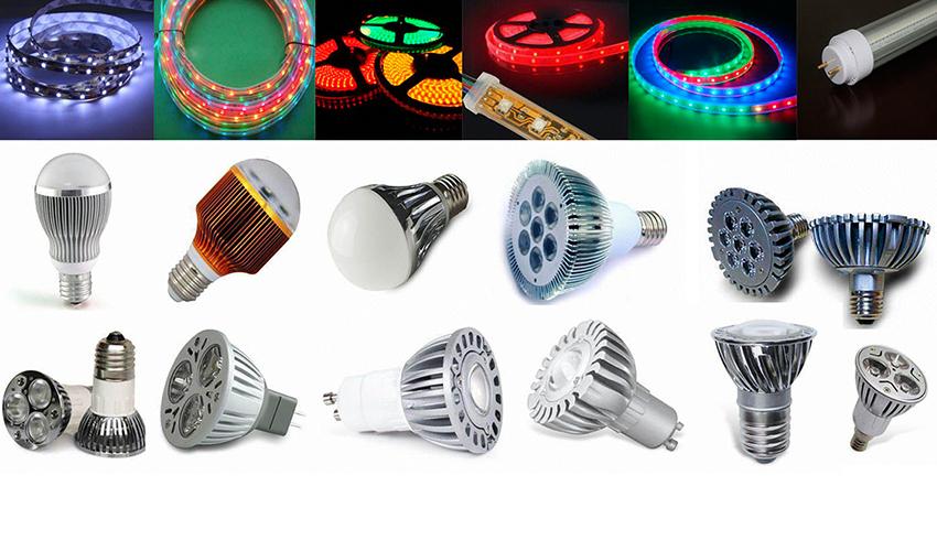 Переработка светодиодных ламп