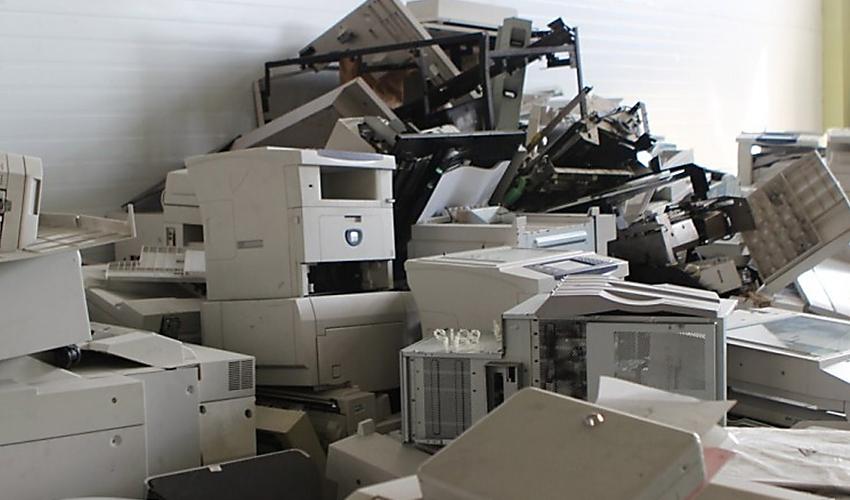 Утилизация вычислительной техники
