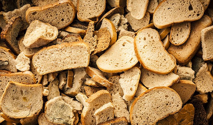 Утилизация хлеба
