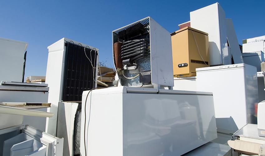 Утилизация холодильного оборудования