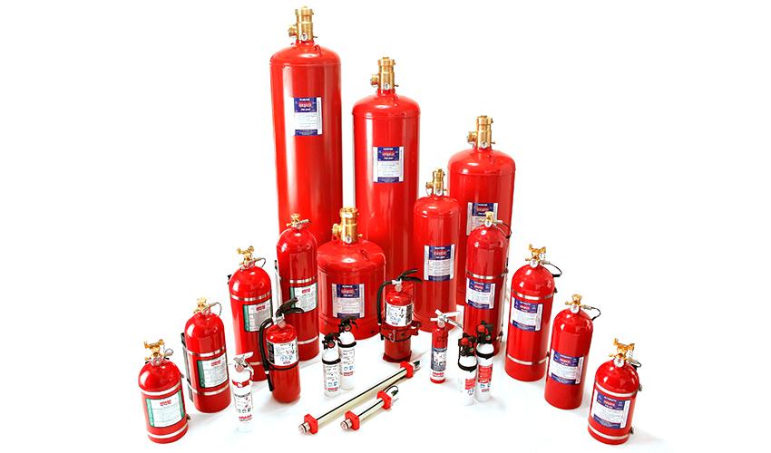 Утилизация модулей пожаротушения
