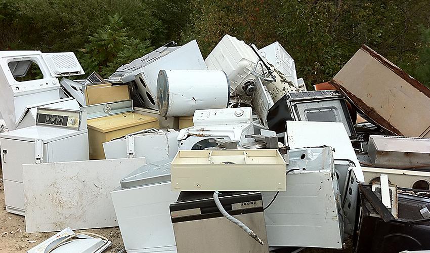 Утилизация приборов